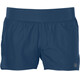 asics Cool 2-N-1 3.5In Shorts Women Dark Blue